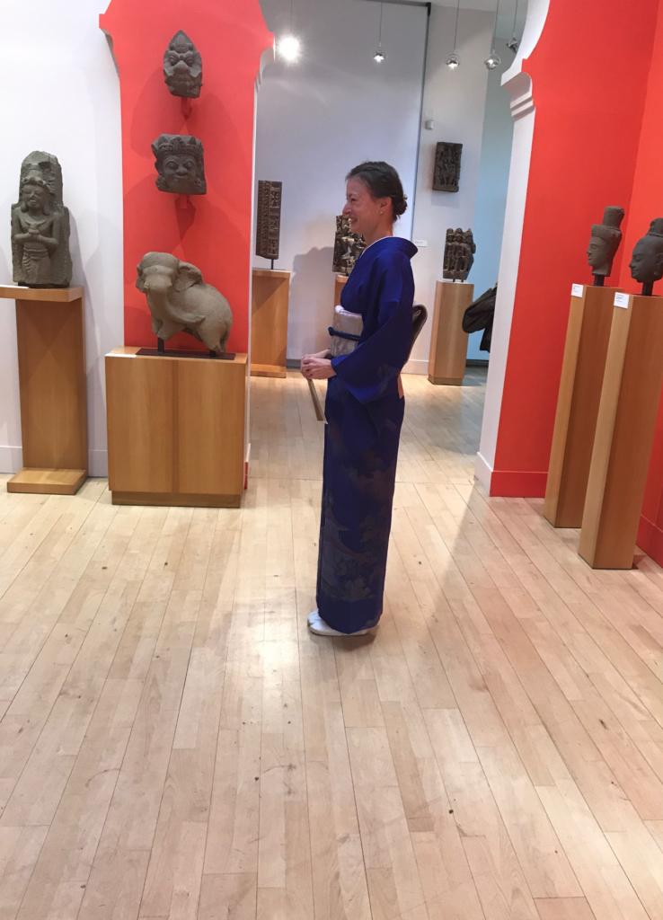 Anita HENRY JAPON Musée Georges Labit